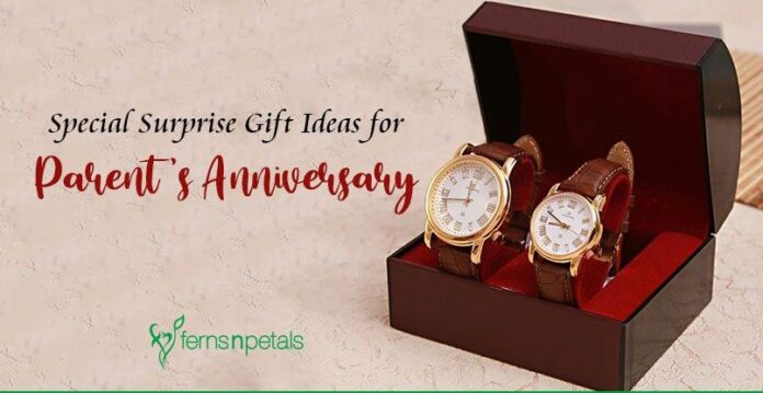Affordable Anniversary Gift Ideas to Fascinate Your Parents