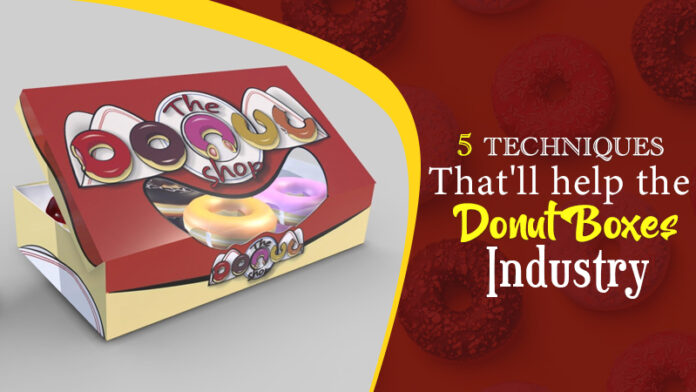 5 Techniques That'll Help The Donut Boxes Industry