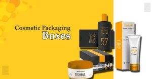 Rising Trend of Custom Packaging: Tips for Creating Attractive Cosmetic Display Boxes